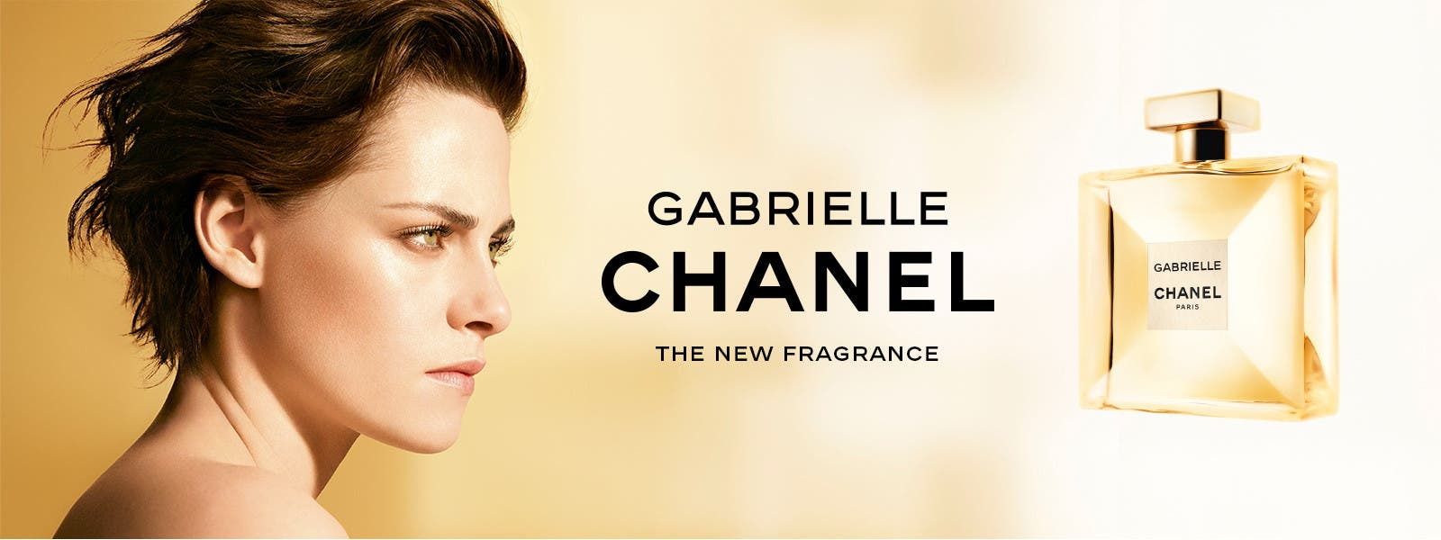 GABRIELLE CHANEL, the new fragrance.