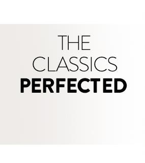 The classics, perfected. UGG boots.