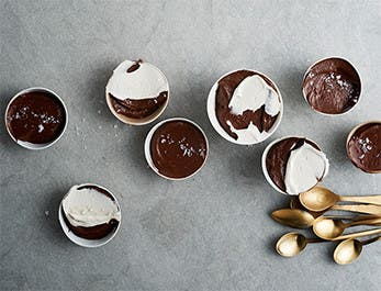 Clean chocolate mousse recipe