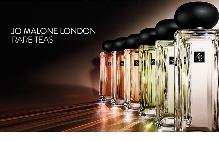 Jo Malone London Rare Teas fragrance.