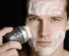 Clarisonic Men's Alpha Fit how-to video.