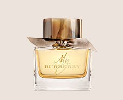 Women's Burberry beauty and fragrance.