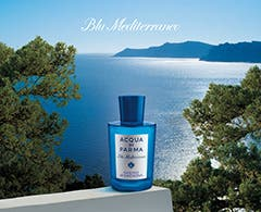 Acqua di Parma Blu Mediterraneo for women and men.