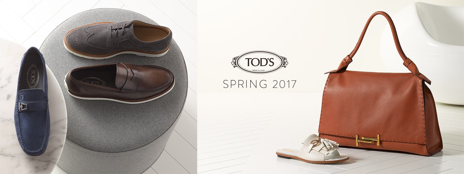 Tod's spring 2017.