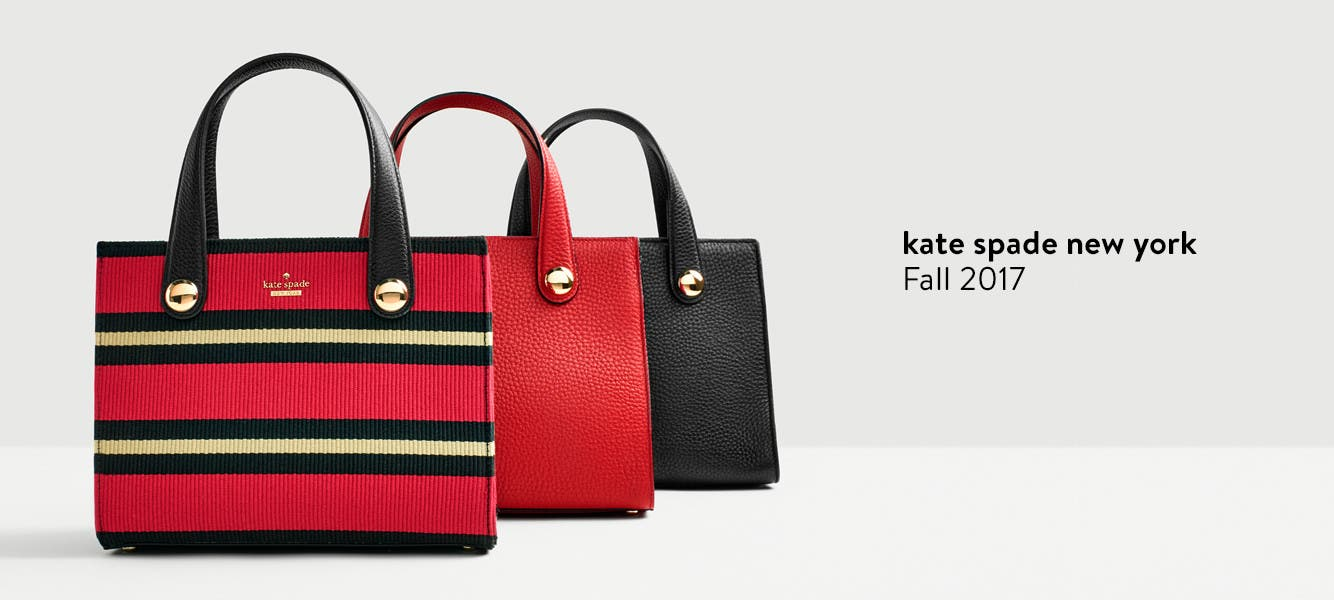 kate spade new york: fall 2017.