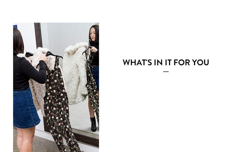 What's in it for you as a Nordstrom Fashion Ambassador.