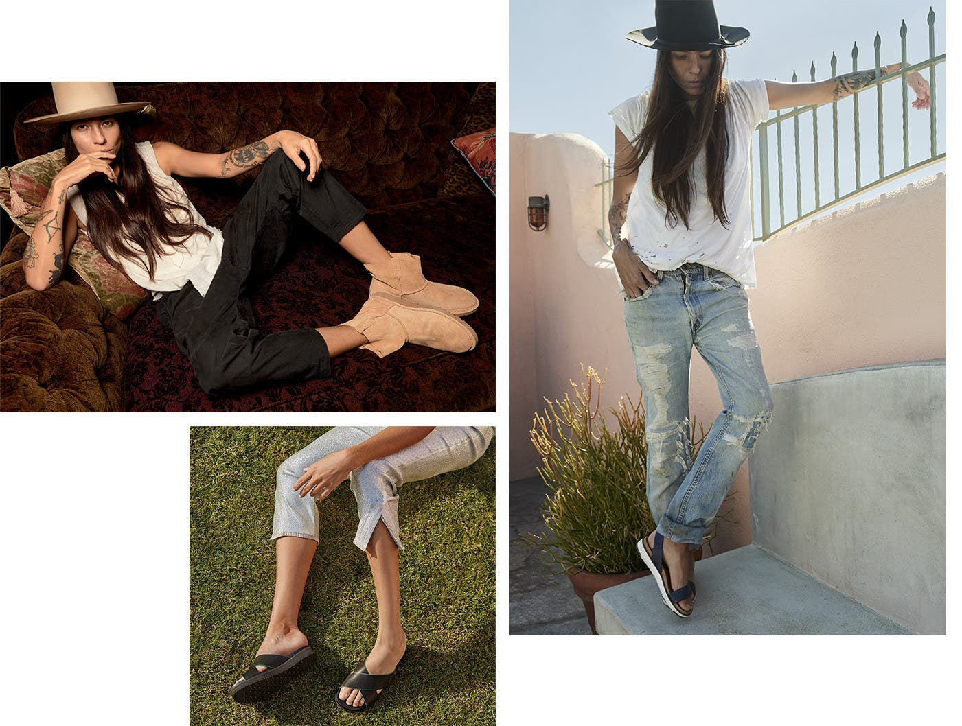 UGG women's shoes.