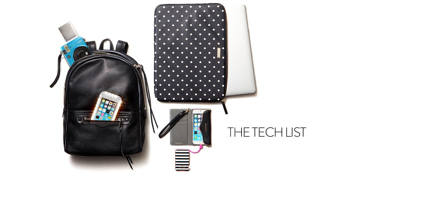 The tech list: carry your favorite technology.