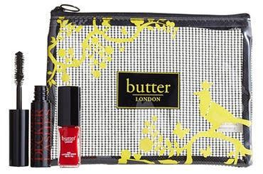 Receive a free 3-piece bonus gift with your $30 Butter purchase