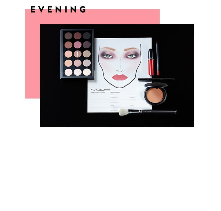 M·A·C C'est Chic Eyeshadow Palette and M·A·C Nordstrom Now Eyeshadow Palette.