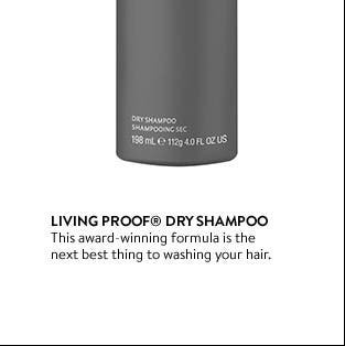 Living proof 'Perfect hair Day' Dry Shampoo.