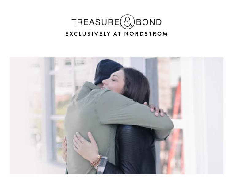 Treasure&Bond: exclusively at Nordstrom.