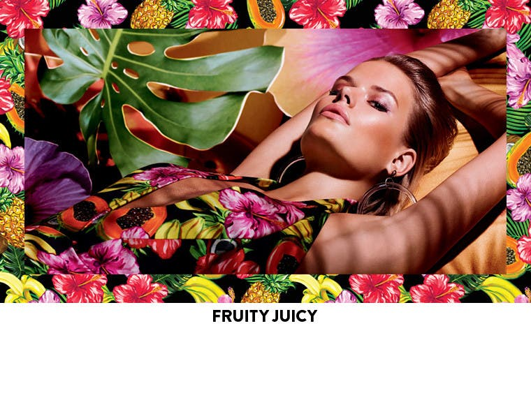 M·A·C Fruity Juicy.