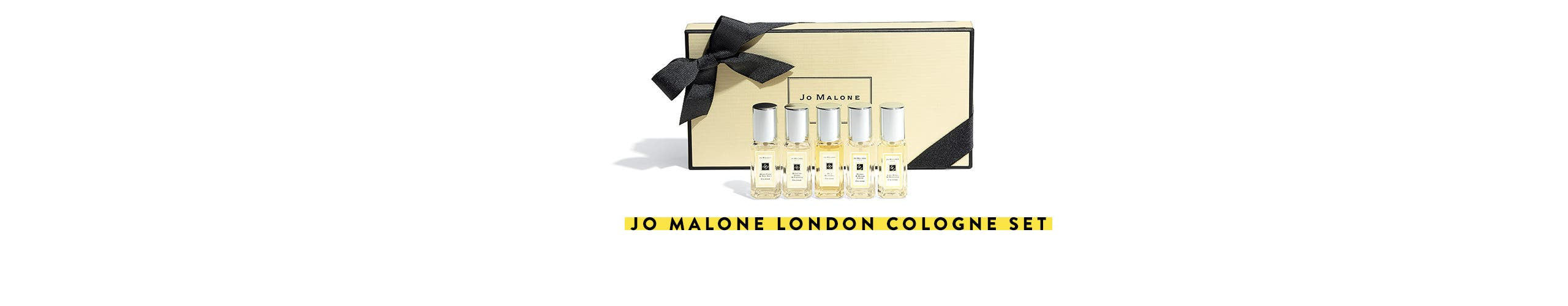 Jo Malone London cologne set.