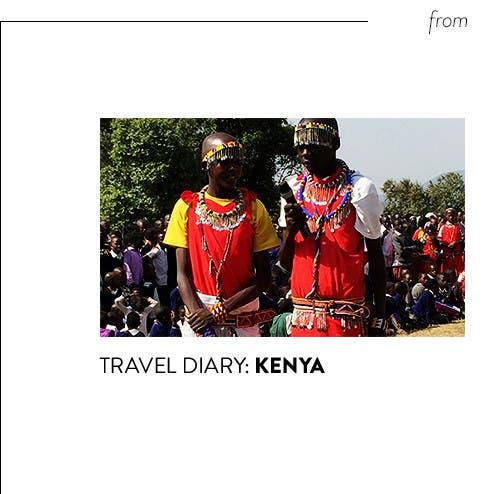 Travel Diary: Kenya on The Thread.