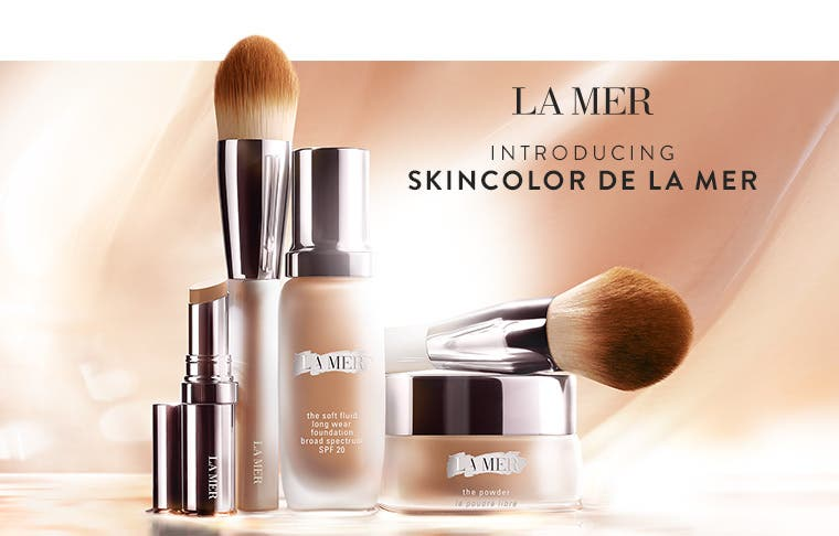 Introducing Skincolor de La Mer.