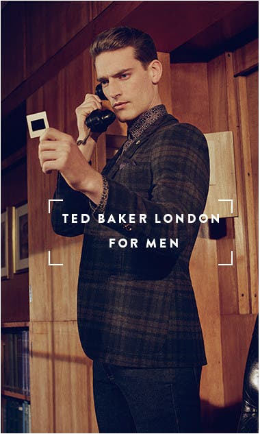 Mission Impeccable, a film by Ted Baker London.