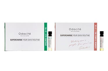 Odacité gift with purchase.