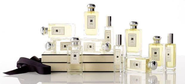 Jo Malone London fragrances.