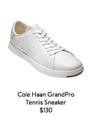 Cole Haan GrandPro Tennis Sneaker.