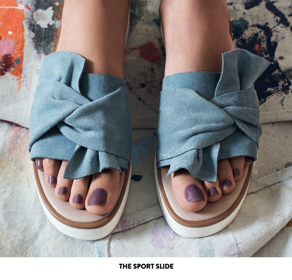 The sport sandal.