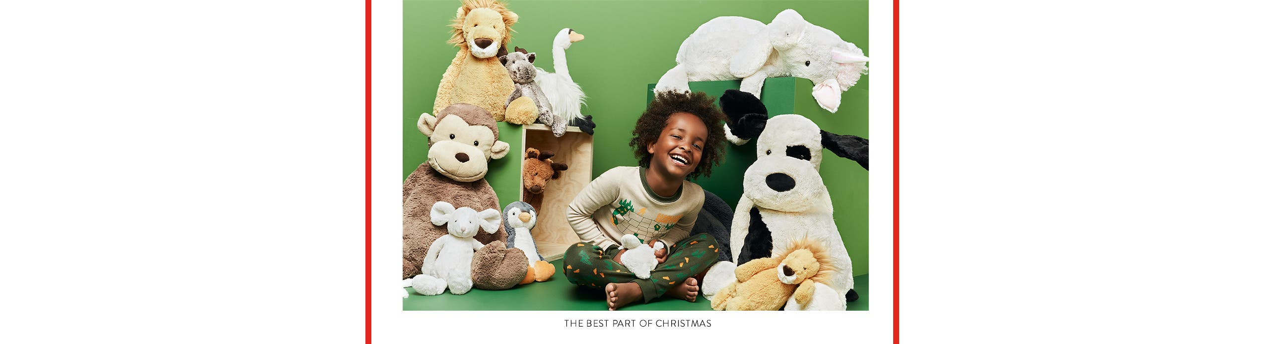 Toys: the best part of Christmas.