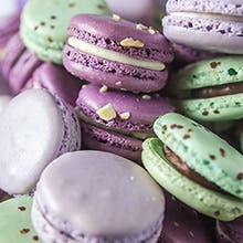 Macarons: The perfect gift.