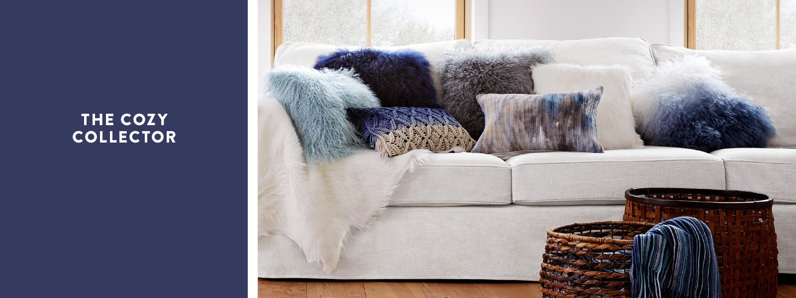 Home decor for the cozy collector.