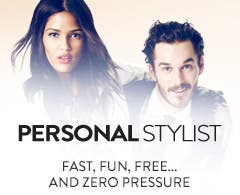 Personal Stylist. Fast, fun, free and zero pressure.