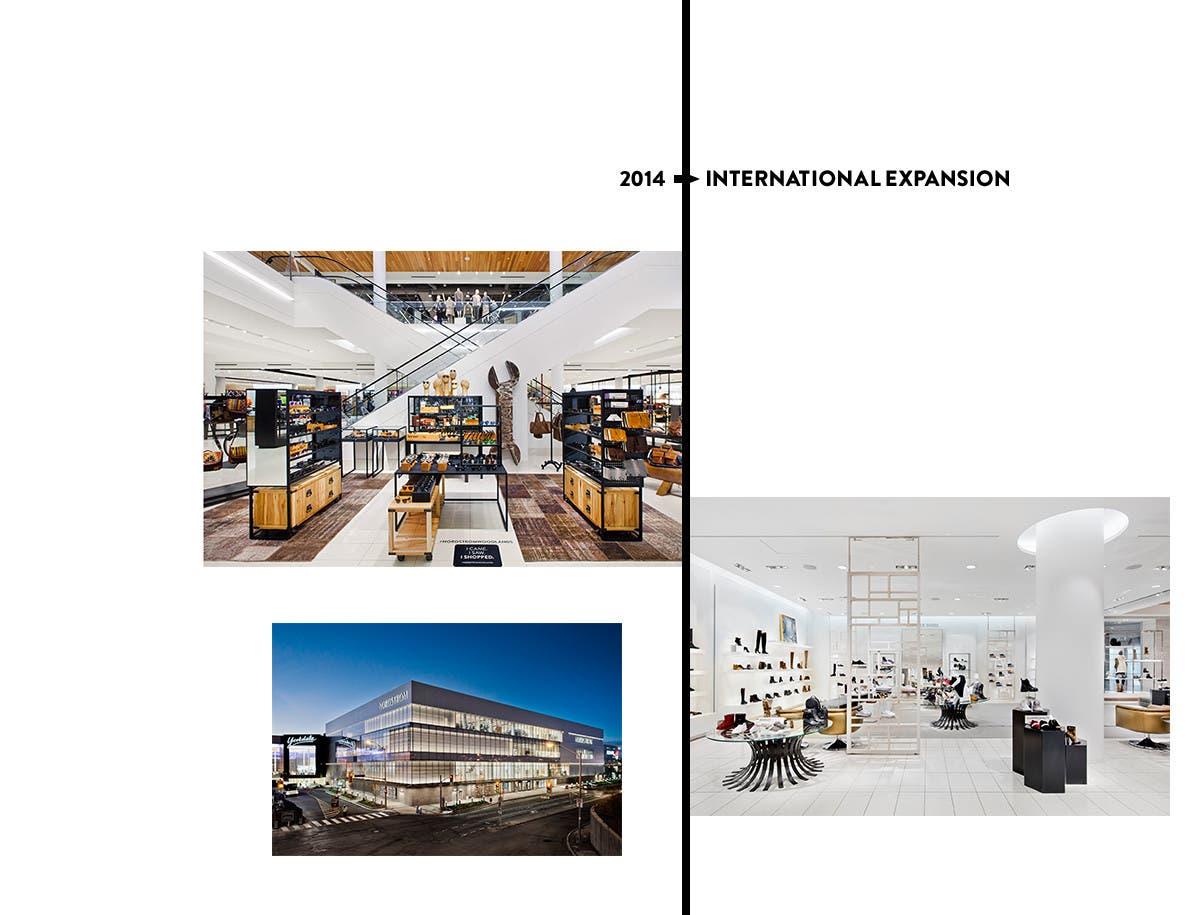 2014 International Expansion