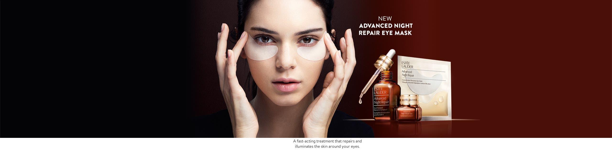 New Advanced Night Repair Eye Mask.
