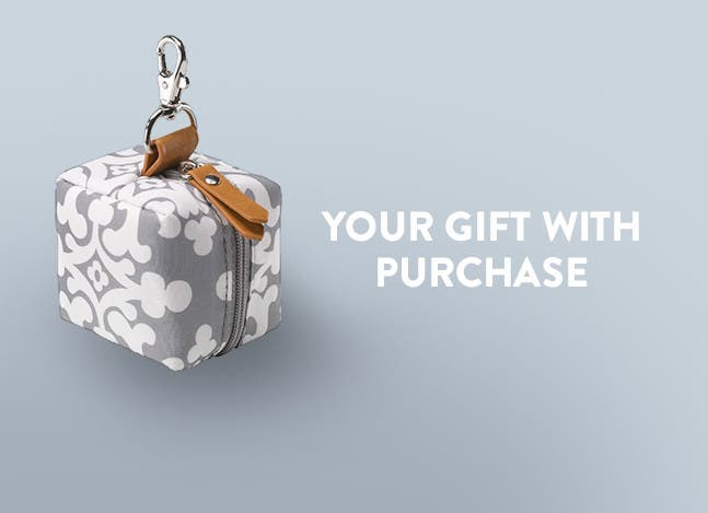 Your gift with purchase.