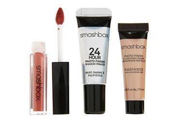 Smashbox gift with purchase.
