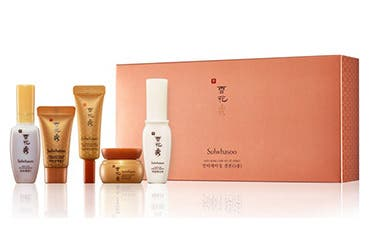 Receive a free 5-piece bonus gift with your $350 Sulwhasoo purchase