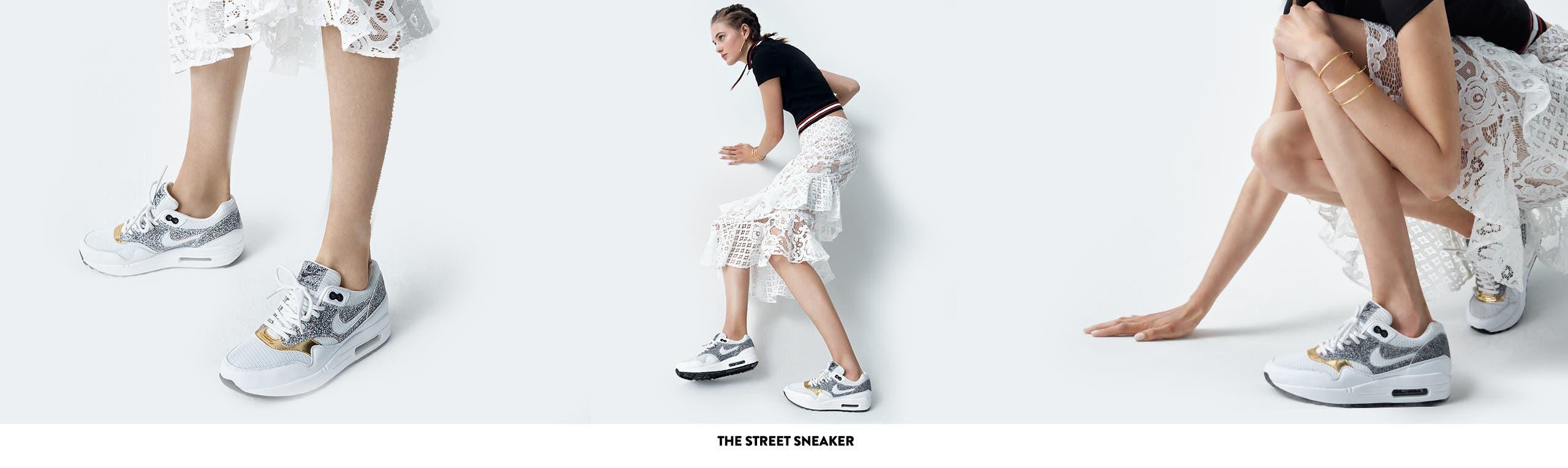 The street sneaker.