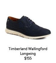 Timberland Wallingford Longwing.