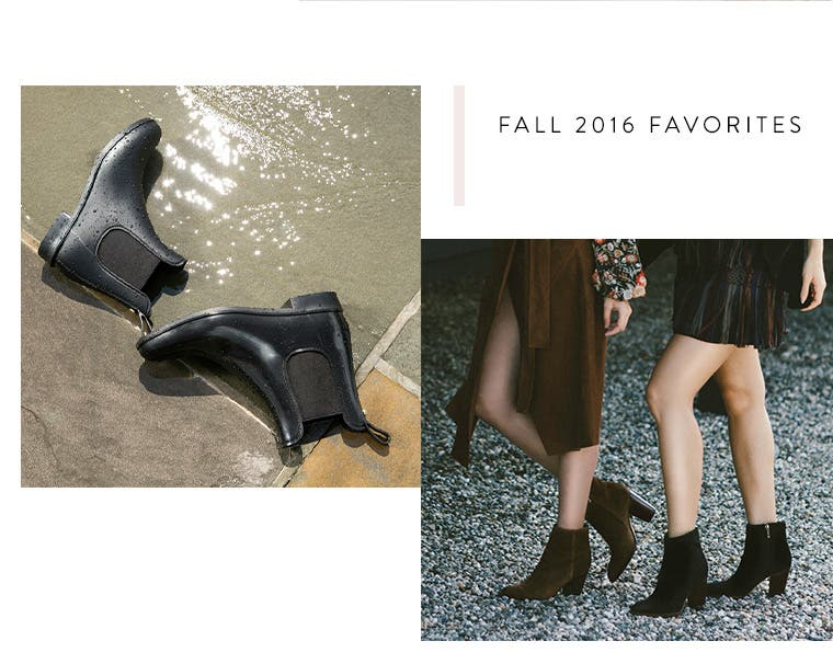 Sam Edelman fall shoes for women.