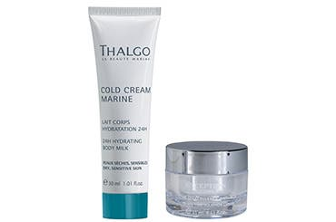 Thalgo gift with purchase.