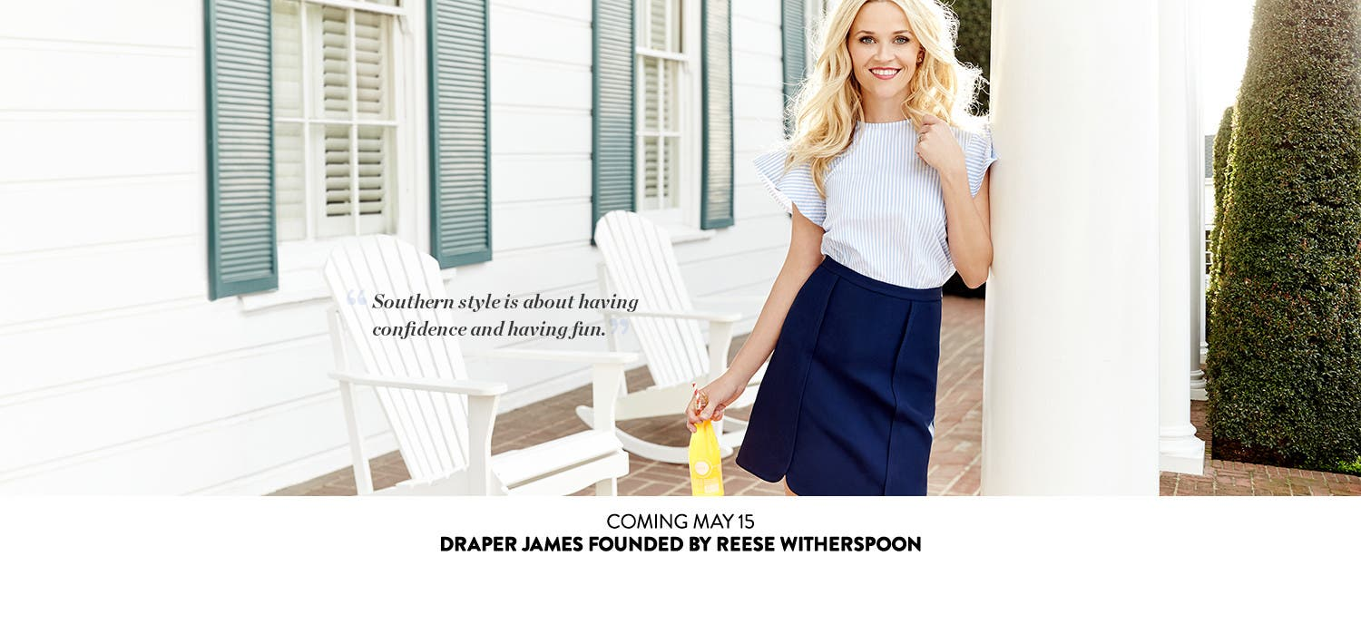 burberry cabazon outlet kk1f  Coming May 15: Draper James, founded by Reese Witherspoon