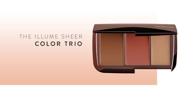 The Illume Sheer Color Trio.