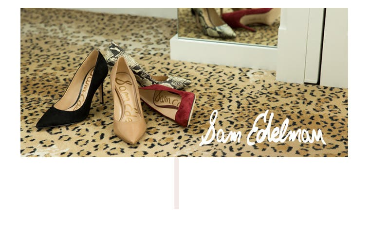 Sam Edelman for women.