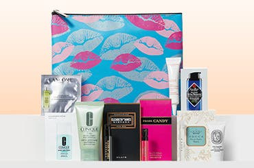 Free Gift Bag (with code BLUE) with $50 Beauty or Fragrance purchase at Nordstrom