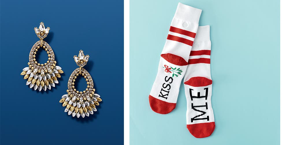 Give accessories: gifts for everyone on your list.