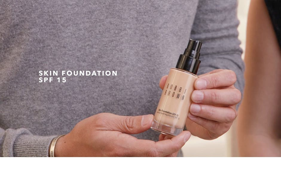 How to apply Skin Foundation.