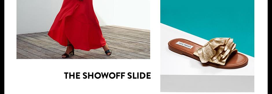 The showoff slide.