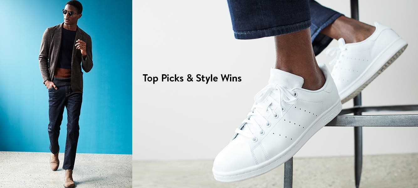 Top Picks & Style Wins