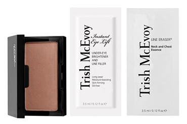 Receive a free 3-piece bonus gift with your $100 Trish McEvoy purchase