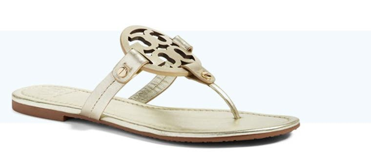 Tory Burch women's shoes.