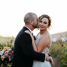 Real Wedding: Caitlyn & Alex