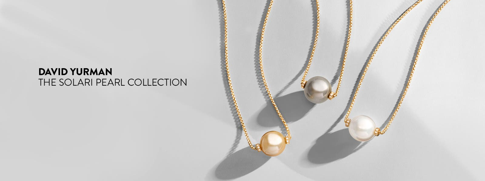 David Yurman - The Solari Pearl Collection.